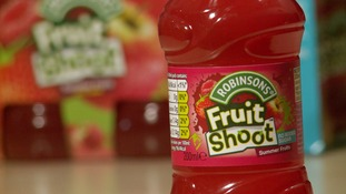 11-year-old girl rushed to hospital after drinking Fruit Shoot that tasted like 'oven cleaner'