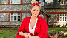 Jennifer Ellison suffered sugar withdrawal symptoms
