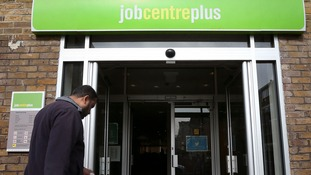 Record number of people in work with unemployment at eight-year low