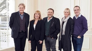 The cast of BAFTA winning comedy drama Cold Feet