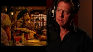 Hugh Grant as Pirate Captain