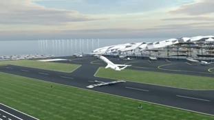The Airbus concept plane