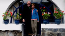 Ian Johnston and Sadie Hartley