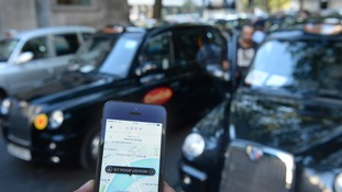 Furious leader of cabbies' union accuses transport bosses of bowing to pressure in Uber row