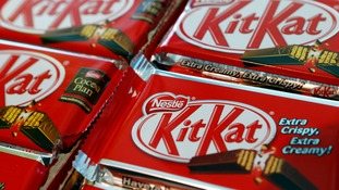 Nestle fails trademark bid for four-finger KitKat