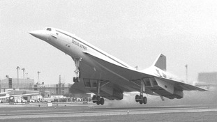 It's been 40 years since Concorde took off on its first commercial flight in 1976