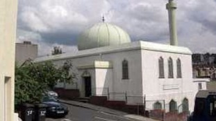 Three more people have been charged in connection with an alleged attack at a mosque in Bristol