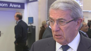 Sir Roger Carr, chairman of multinational defence and engineering company BAE