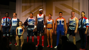 Official Sportswear Provider of Team GB and Paralympics GB today proudly presented the ground-breaking team kit