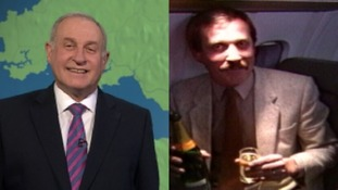 Bob Crampton then (1986) and now!