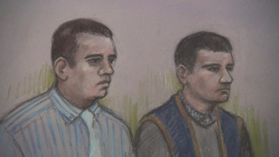 Matthew Gordon and Philip Potter appeared at Bath Magistrates