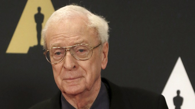michael caine style