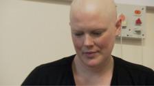 Heidi Loughlin has an aggressive form of breast cancer