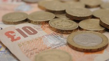 Workers are still an average £44 a week worse off, according to the TUC