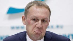 Andrei Lugovoi has been named as one of Litvinenko's probable killers