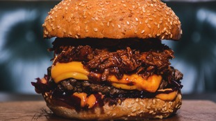 Restaurant ordered to rename burger of the month after complaint by Hollywood actor