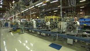 Honda factory