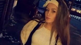 15-year old Caitlin Ruddy