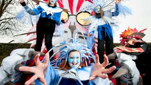 Burns Night festival starts in Dumfries