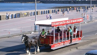 End of an era for Horse Trams on Isle of Man