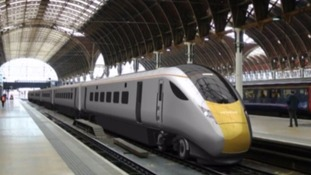 The new high-speed trains were due to be introduced in 2017