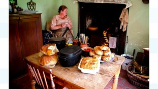 Baking in the Victorian Tollhouse in Bromsgrove