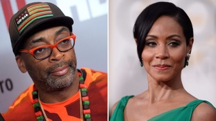 Spike Lee and Jada Pinkett Smith have criticised the Oscars for not representing enough black stars.