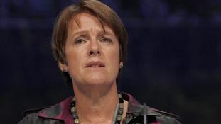 Caroline Spelman David Cameron