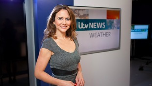 Lucy Kite is a weather presenter for ITV News Central