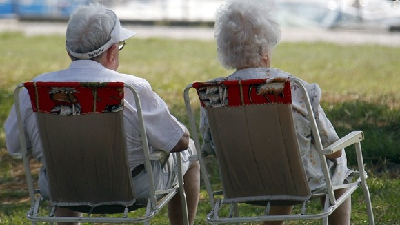 Pensioners hit in Budget 2012