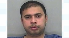 Bangladeshi Shabab Uddin was on his way to work in Weymouth