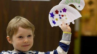 Youngsters can get creative with art and painting workshops