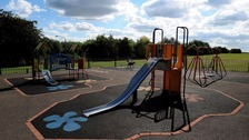 Playgrounds could be poisoning children in the South West