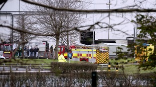 Fire at Honda plant Swindon