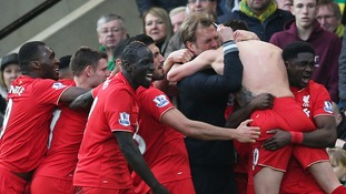 Report: Liverpool beat Norwich in nine-goal thriller
