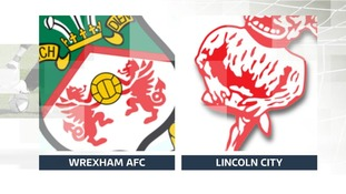 Wrexham v Lincoln