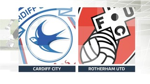 Cardiff City v Rotherham