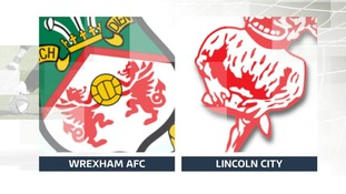 Wrexham Lincoln