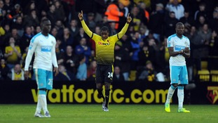 Premier League match report: Watford 2-1 Newcastle