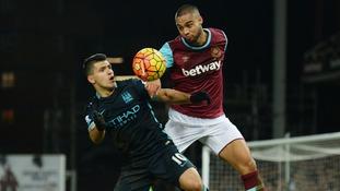 Premier League match report: West Ham 2-2 Man City