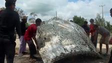 wreckage found on Thai coast