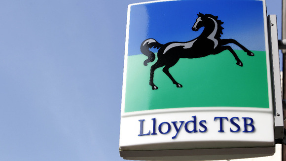 Lloyds boss Anotonio Horso-Ortario has launched a broadside at the banking industry