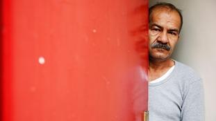 Asylum seekers in Middlesborough had their doors painted red.