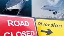 Latest travel information for the Channel Islands