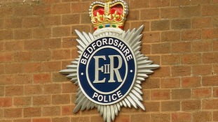 Police in Bedford are hunting a man who sexually assaulted a teenager.