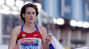Russia ban four female athletes for doping