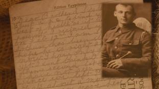 Lancashire historians find precious Chorley Pals postcard