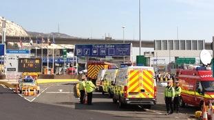 Dover, Kent, terrorism