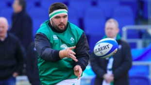 Wasps sign Moore from Leinster