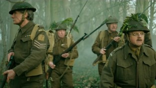 Don't Panic! Dad's Army film given thumbs up by some of its biggest fans